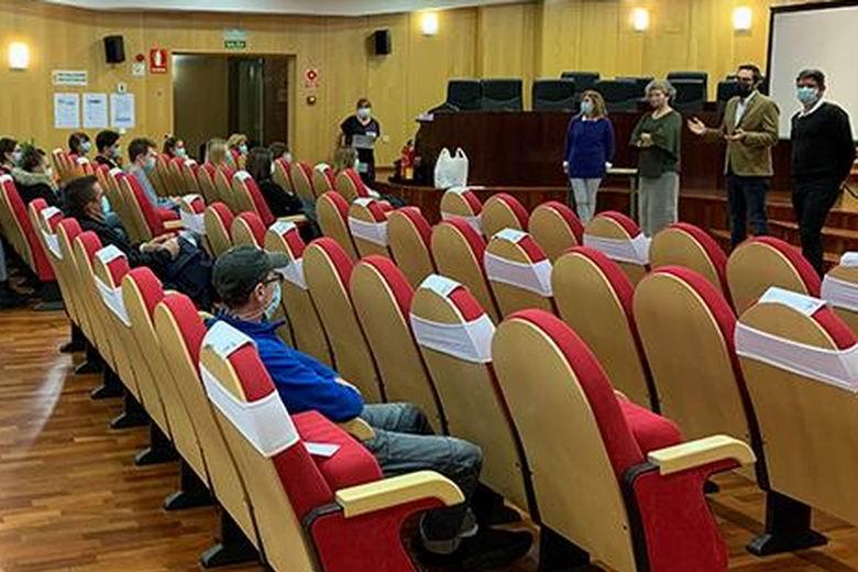 Pinto contrata a 42 personas desempleadas a través de 4 programas de fomento del empleo