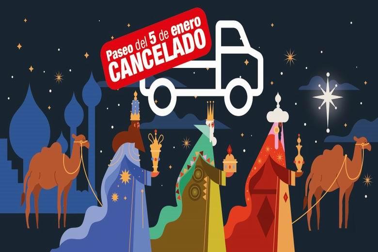 Valdemoro cancela el paseo de los Reyes Magos que estaba previsto para el 5 de enero