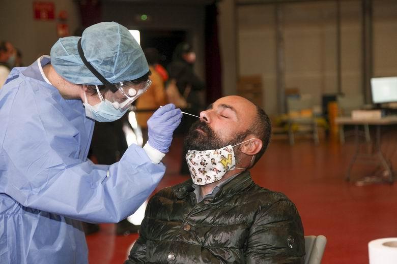 Nueva campaña de test de antígenos en Alcobendas para la detección de positivos asintomáticos