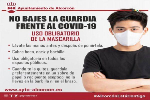 alcorcon covid