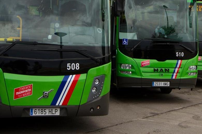 Establecido un servicio de autobús lanzadera de Madrid desde Valdemoro