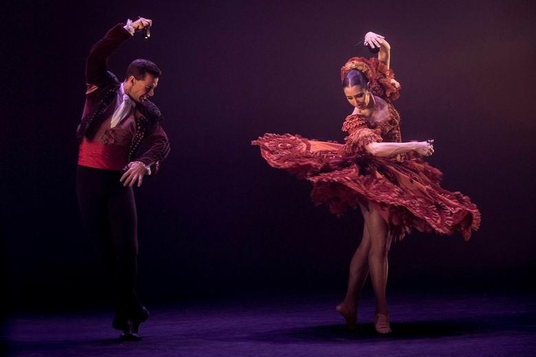 La primera representación de 'Invocación' en 2021 lleva al Ballet Nacional de España a Pozuelo de Alarcón