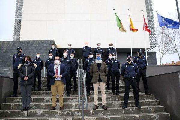 boadilla nuevos policias
