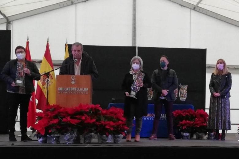 Distinguidos los tres centros de salud de Collado Villalba con los Premios Antonio Molina