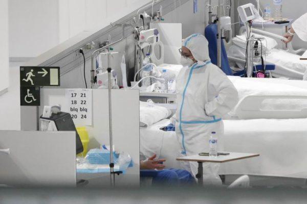 hospital isabel zendal abierto pabellon 1 aumento casos covid