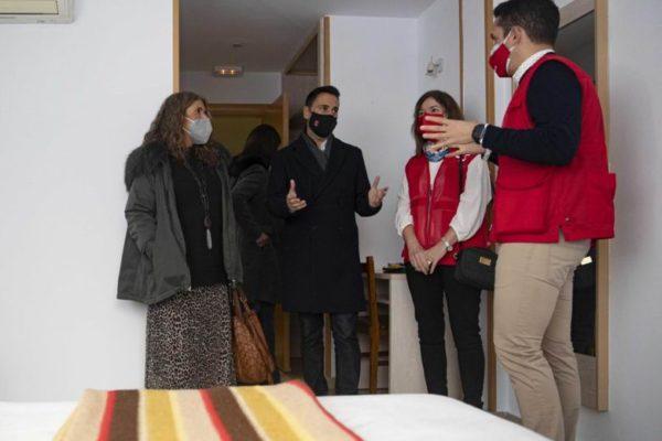 hotel covid aislamiento poblacion vulnerable