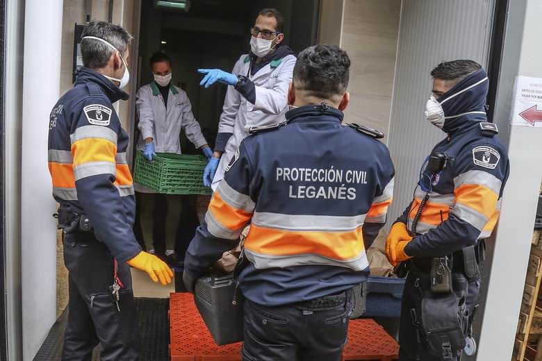 Leganés ha gestionado 1.600.000 euros para cubrir las necesidades básicas de las familias desde el inicio de la pandemia