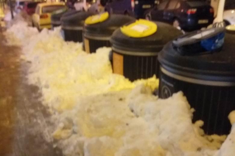 Pozuelo recoge 277 toneladas de basura en 48 horas