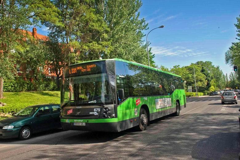 Rivas pone en marcha 4 líneas lanzadera de autobús para conectarse con Madrid desde el lunes
