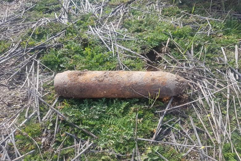 Detonado en Arroyomolinos un antiguo proyectil de la Guerra Civil encontrado en el municipio