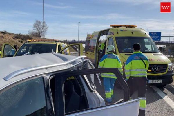 fuenlabrada radial 5 hombre fallecido tras quedarse sin gasolina y ser embestido