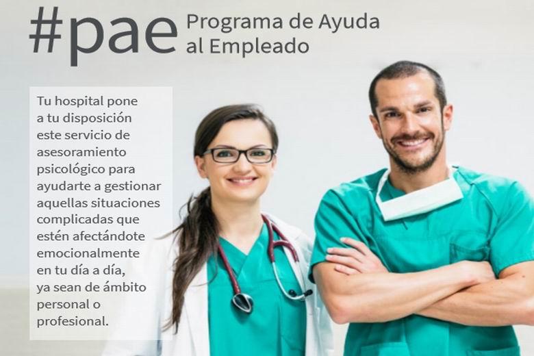 El servicio de Prevención del Hospital Rey Juan Carlos de Móstoles pone en marcha un programa de apoyo psicológico a sus profesionales