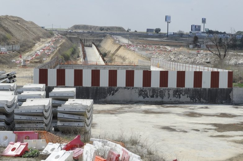 La Comunidad propone ceder el tren de Móstoles a Navalcarnero al Ministerio de Transportes para que amplíe la red Cercanías incluyendo una parada adicional en Arroyomolinos