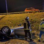 soto del real accidente de trafico hombre fallecido 52 años 01
