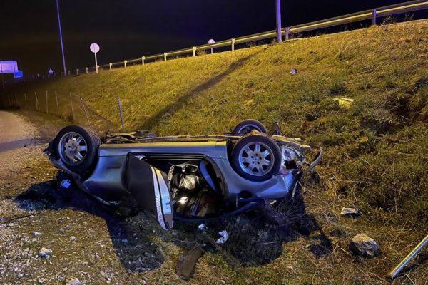 soto del real accidente de trafico hombre fallecido 52 años 03