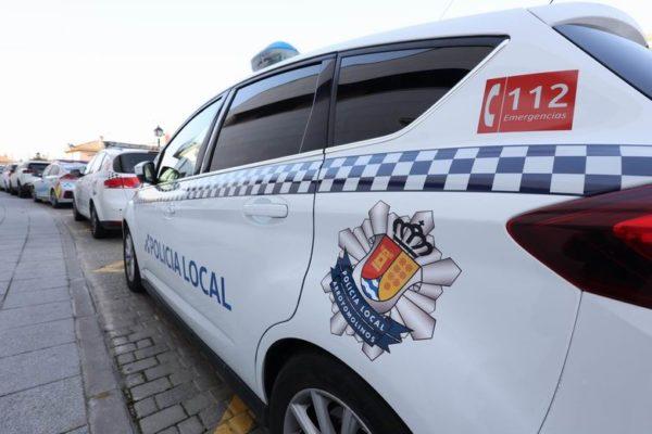 arroyomolinos policia coche