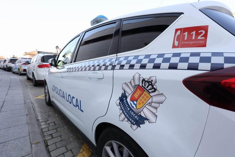 La Policía Local de Arroyomolinos incorpora dos nuevos vehículos patrulla para incrementar la seguridad en el municipio