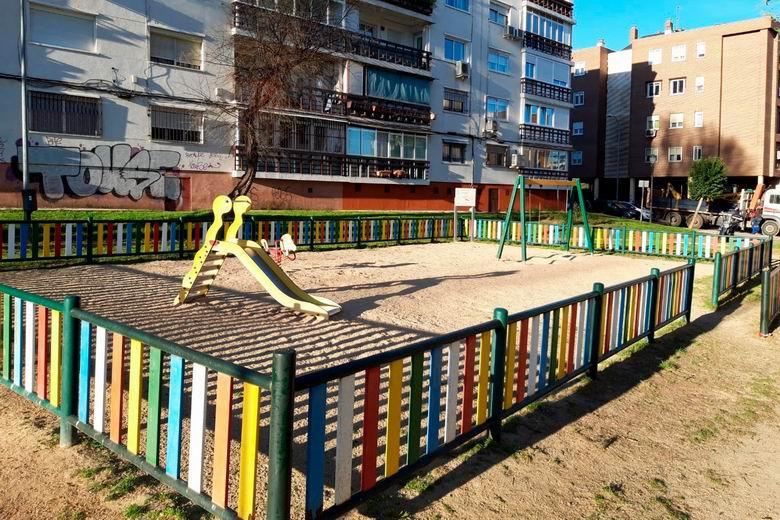 Coslada invierte 274.000 euros para hacer inclusivas las áreas de juego infantil de la ciudad