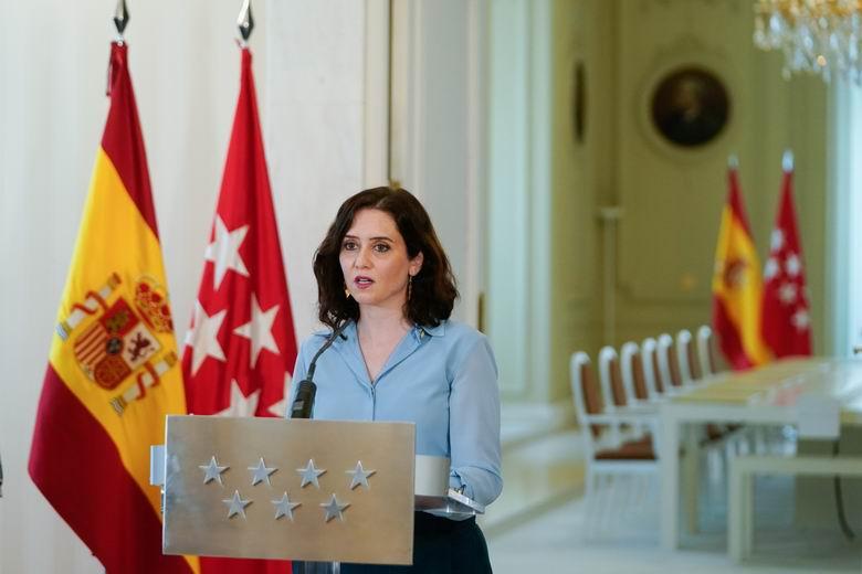 Ayuso convoca elecciones anticipadas en la Comunidad de Madrid para el próximo 4 de mayo