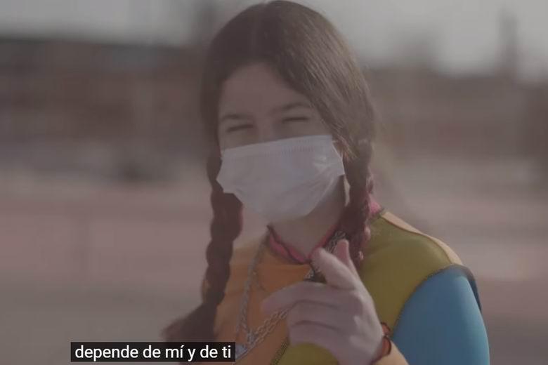 La juventud de Fuenlabrada pide el compromiso de todos y todas para acabar con la pandemia