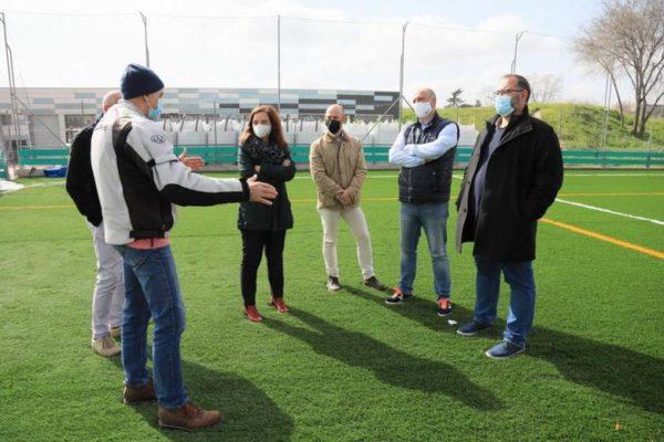 getafe espacios deportivos municipales mejoras y nuevas creaciones