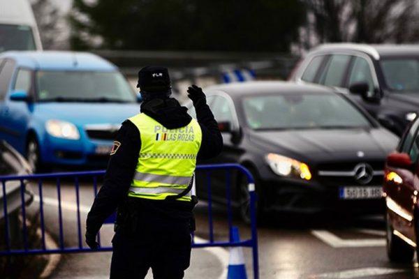 las rozas unidas seguridad ciudadana