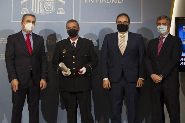 leganes medalla merito jefe de proteccion civil teodoro becedas