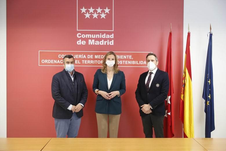 La Comunidad lamenta el cierre unilateral de las pistas de esquí de Navacerrada por parte del Gobierno central