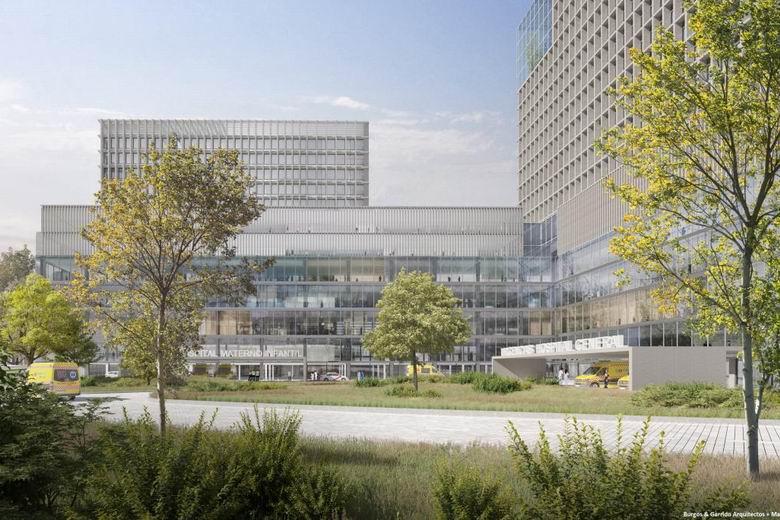 La Comunidad de Madrid aprueba el proyecto definitivo para la reforma integral del Hospital La Paz