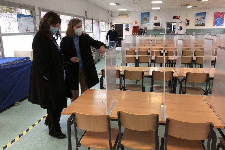 Pozuelo entrega medidores de CO2  a los colegios públicos y concertados de la ciudad