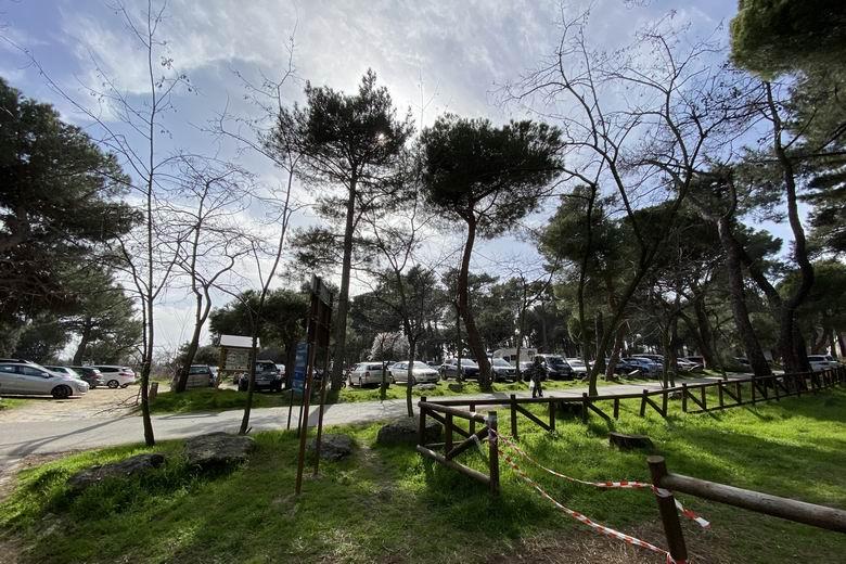 San Lorenzo de El Escorial cierra la pista forestal y refuerza la vigilancia para garantizar las medidas sanitarias contra el COVID