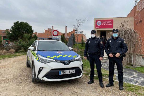 sanse policia local urbanizaciones puesto nuevo