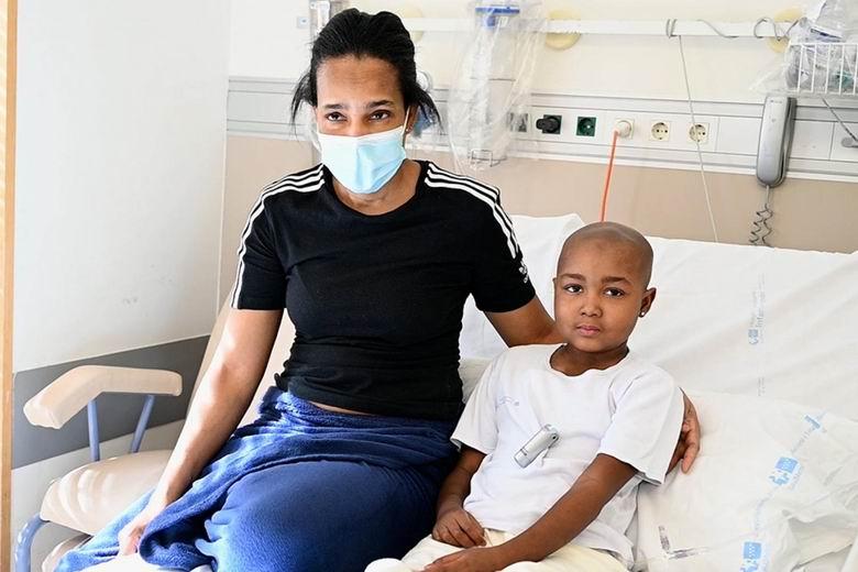 El Hospital Gregorio Marañón alcanza los 50 trasplantes de medula ósea en niños con hemoglobinopatías