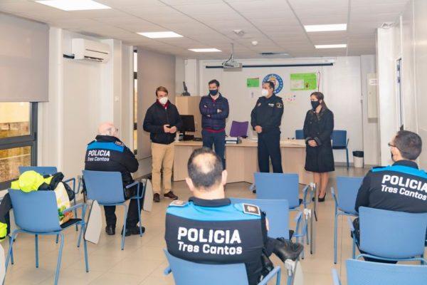 tres cantos ciudad mas segura de la comunidad de madrid