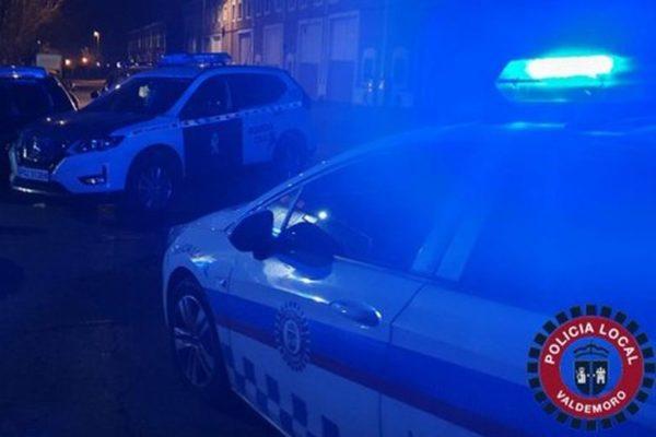 valdemoro fiesta ilegal poligono valmor sabado noche 19 personas