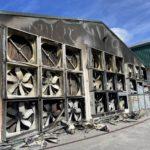 valdemoro incendio nave industrial procesamiento huevos 2