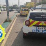 alcorcon policia conductor autobus parada cardiorrespiratoria 01