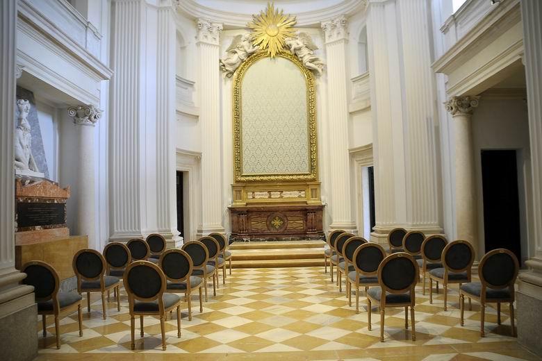 Boadilla continúa con la restauración y las mejoras en el interior del Palacio del Infante D. Luis