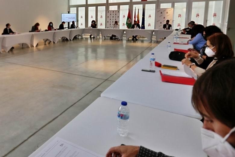Los alcaldes de Coslada, Alcalá, Torrejón, Arganda, Rivas, San Fernando, Velilla, Villalbilla, Mejorada y Loeches se reúnen para reactivar la Red Local para la Promoción Económica, el Empleo y la Formación