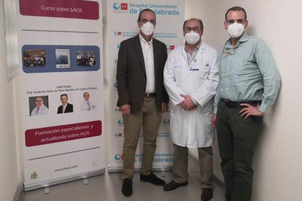 fuenlabrada hospital curso apnea del sueño