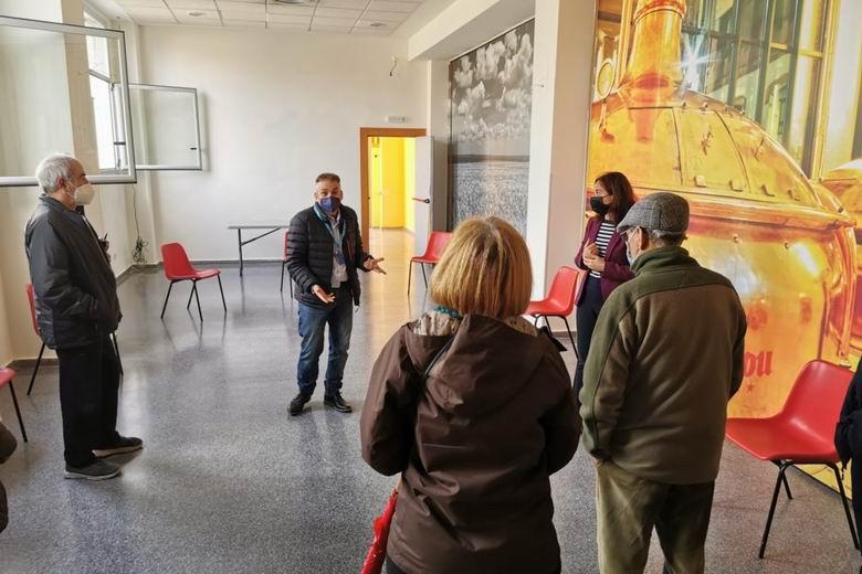 Nuevas salas y mayor salón de actos en el Centro Cívico de Getafe Norte