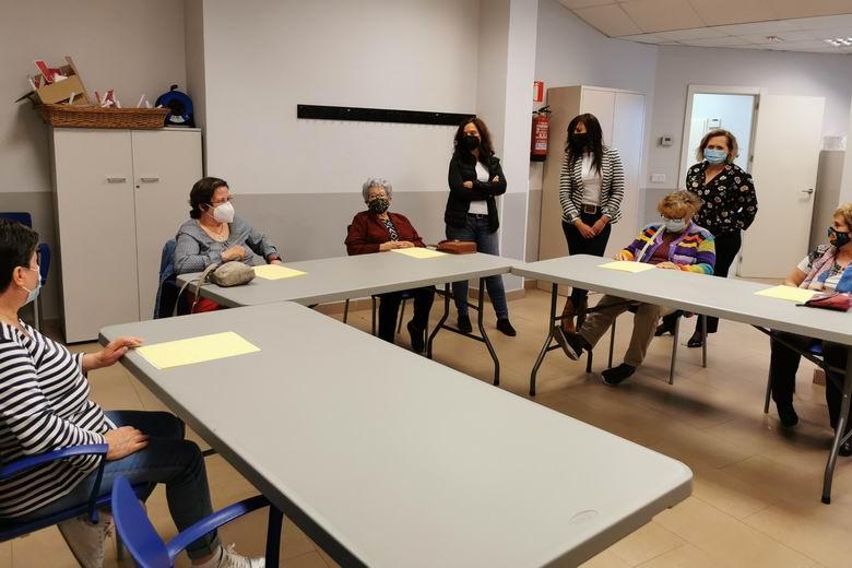 Getafe ofrece apoyo emocional a las personas voluntarias de la ciudad que trabajan con Mayores