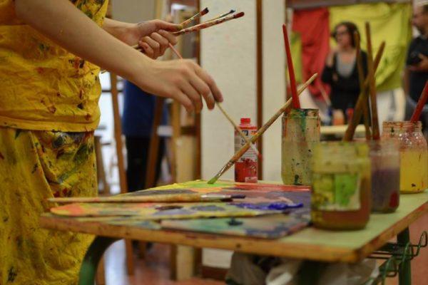 leganes taller pintura