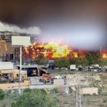 seseña incendio nave industrial a4 ciempozuelos valdemoro 01