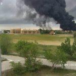 seseña incendio nave industrial a4 ciempozuelos valdemoro 03