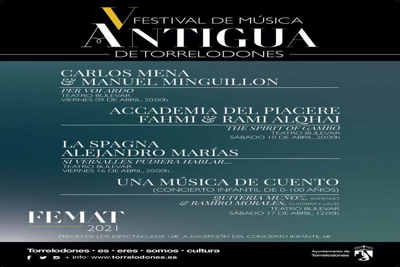 Arranca en Torrelodones el V Festival de Música Antigua