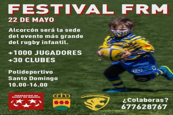 alcorcon festival rugby infantil