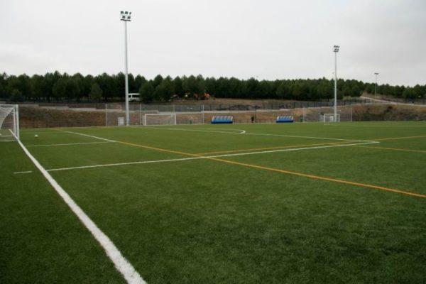 coslada campo de futbol