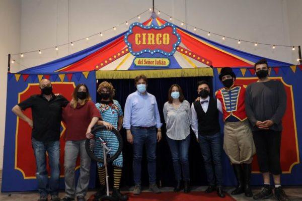 fuenlabrada circo