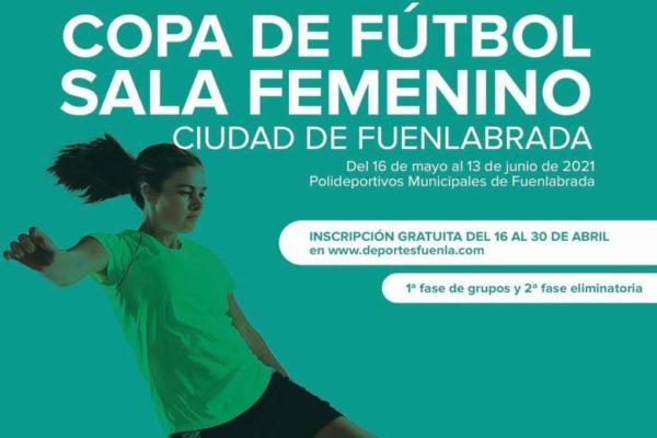fuenlabrada futbol sala femenino